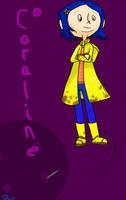 Coraline Jones by HayaMika
