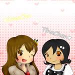 TinaChan and DreaChu