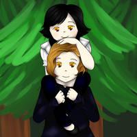 Twilight - Alice and Jasper by HayaMika