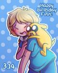 Happy Birthday Finn | 3.14