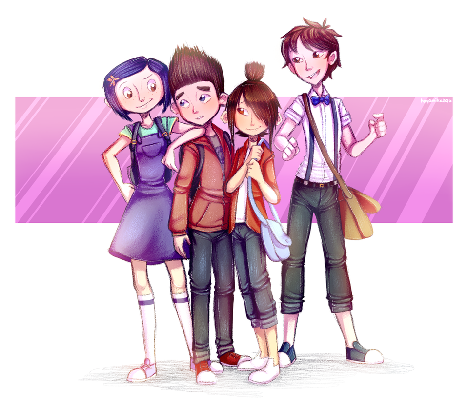 Laika Kids by HayaMika on DeviantArt Nice Clip Art