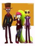 Villainous - Fall Outfits