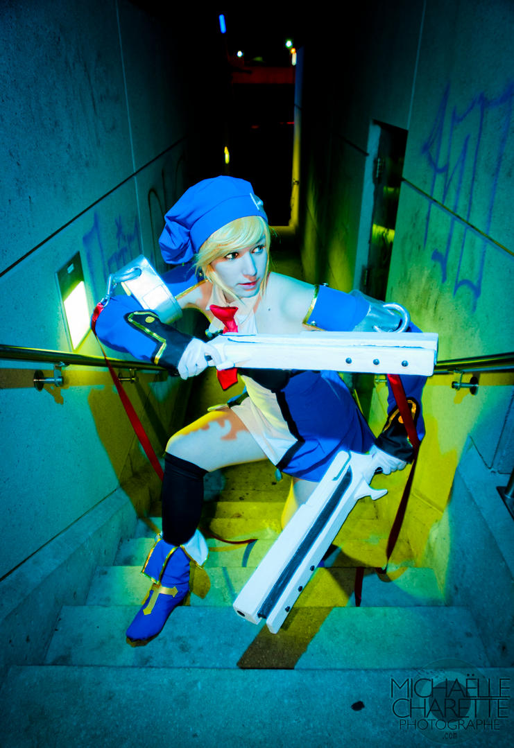 Stealth - Blazblue Noel Vermillion by Lolipuff