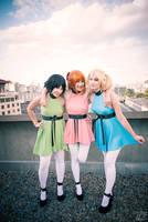 We are the Powerpuff Girls by Lolipuff