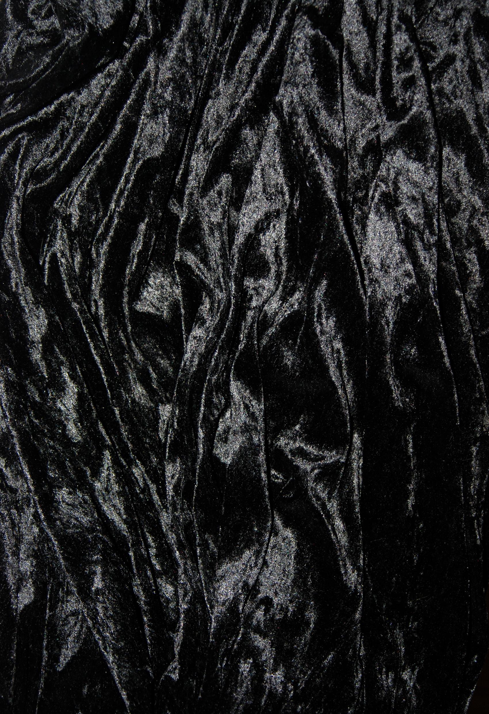 black crushed velvet by objekt-stock on DeviantArt