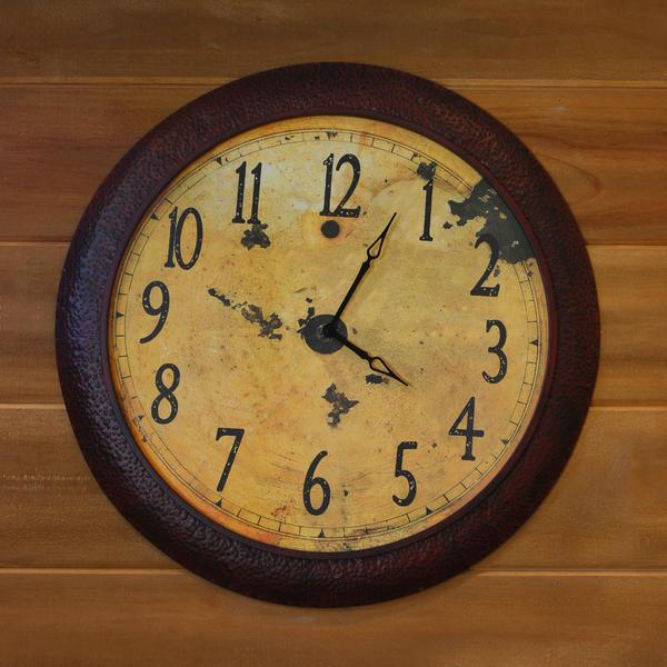 giant clock by objekt-stock