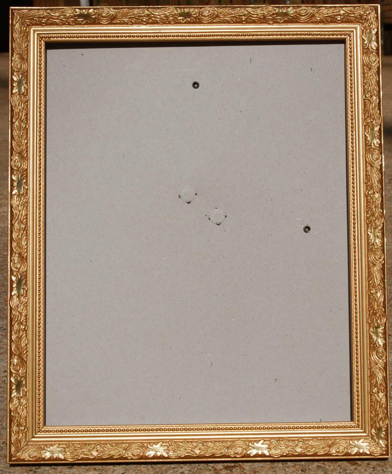 Gold Thin Frame Glasses : thin gold frame by objekt-stock on DeviantArt