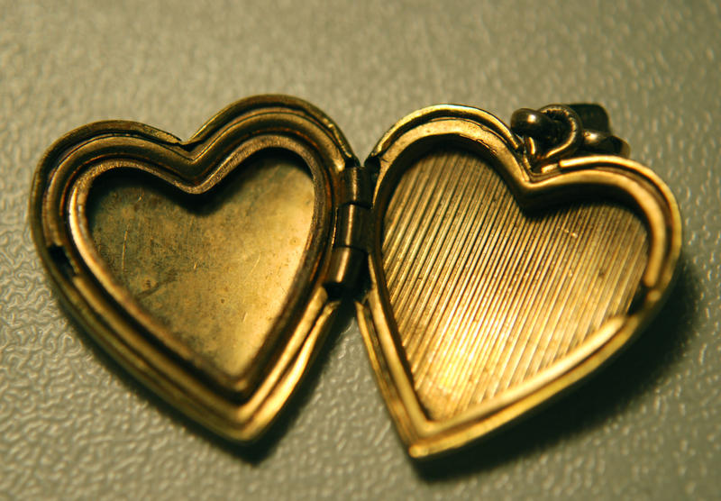 heart-shaped locket by objekt-stock