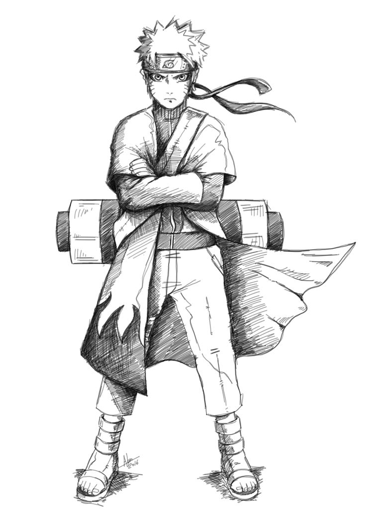 Simple Wallpaper Naruto Sketch - naruto_sketch_by_alan_sp-daf2j8h  You Should Have.png