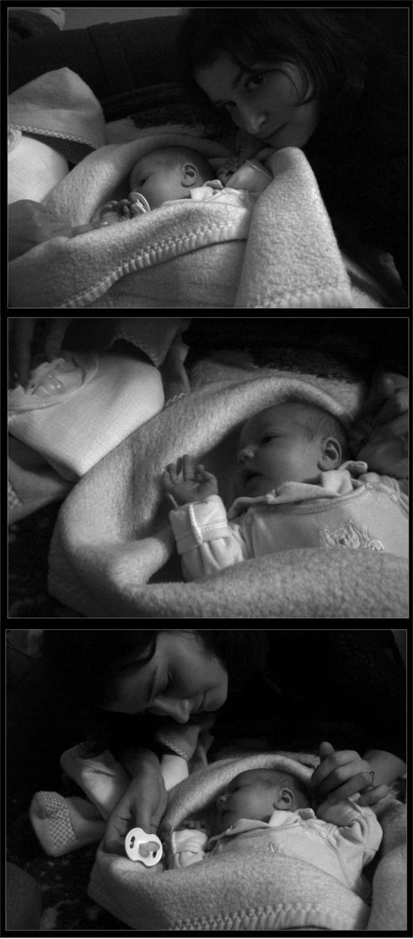 Little one by Yendza