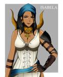 [CM] Isabela
