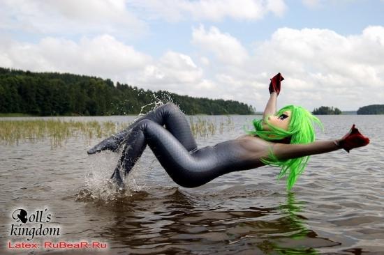 Mermaid by latex-rat