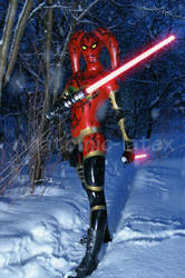 Landing of the Sith in Siberia