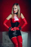 Elvira Red by latex-rat