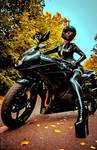 Bike and latex