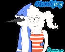 Mordejay by cj-x-mordecai-4ever