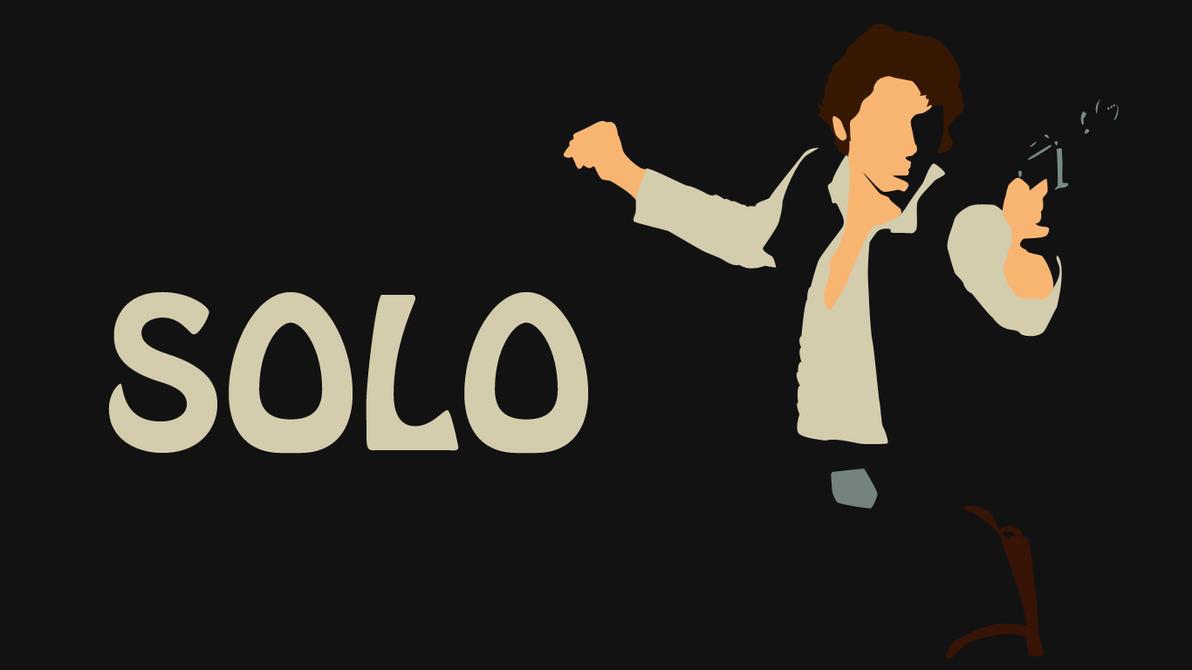 Han Solo Wallpaper By PaulSkywalker On DeviantArt