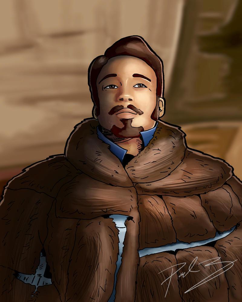Lando Gambino by PaulSkywalker