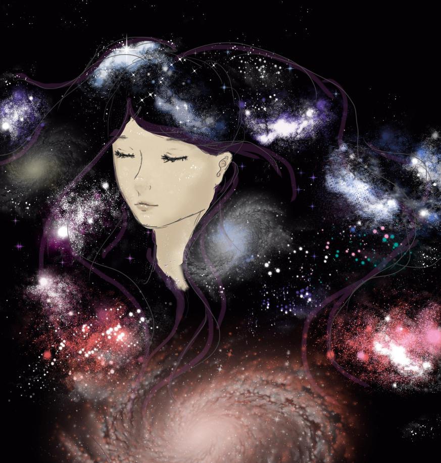 Galaxy by vennja10