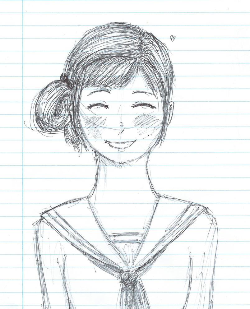 Schoolgirl by vennja10
