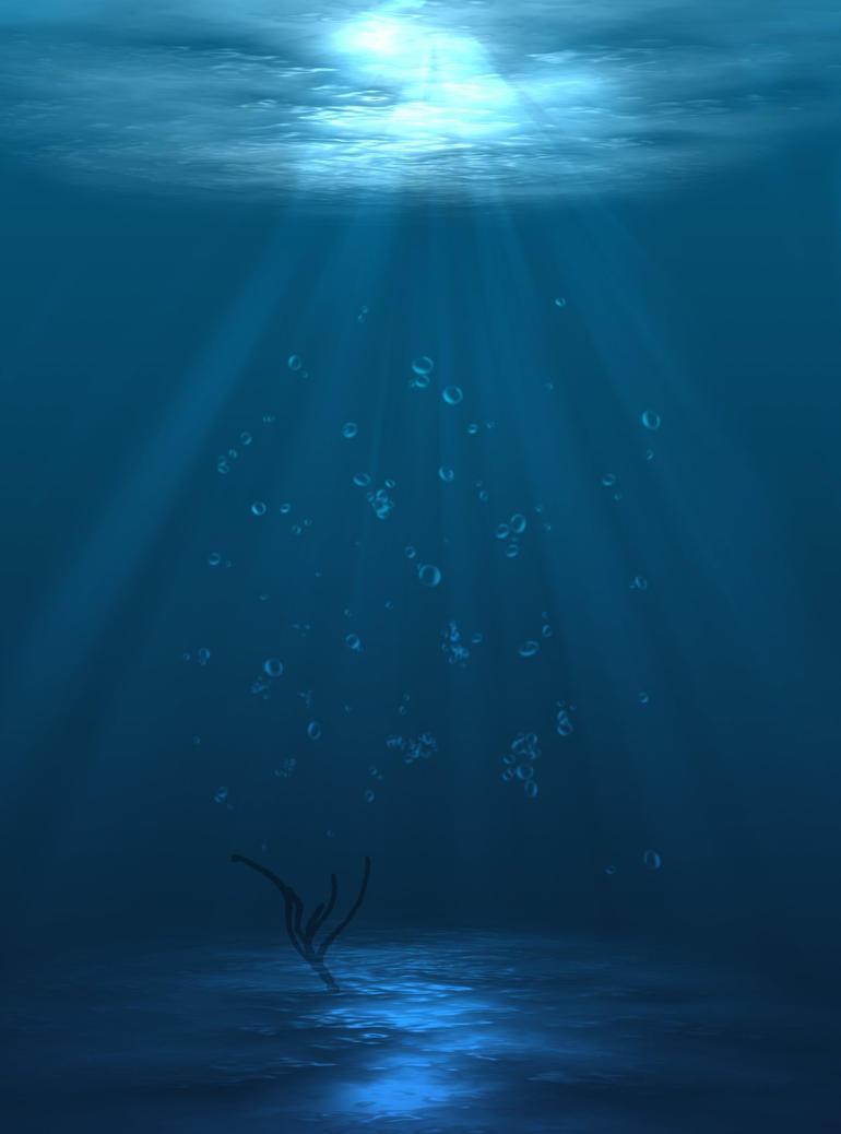 Underwater world by Milkweg on DeviantArt