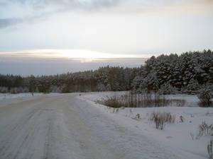 Byelorussian winter 2