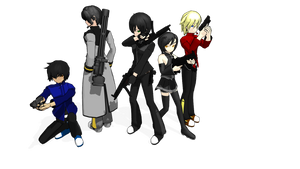 MMD Newcomer: Agents