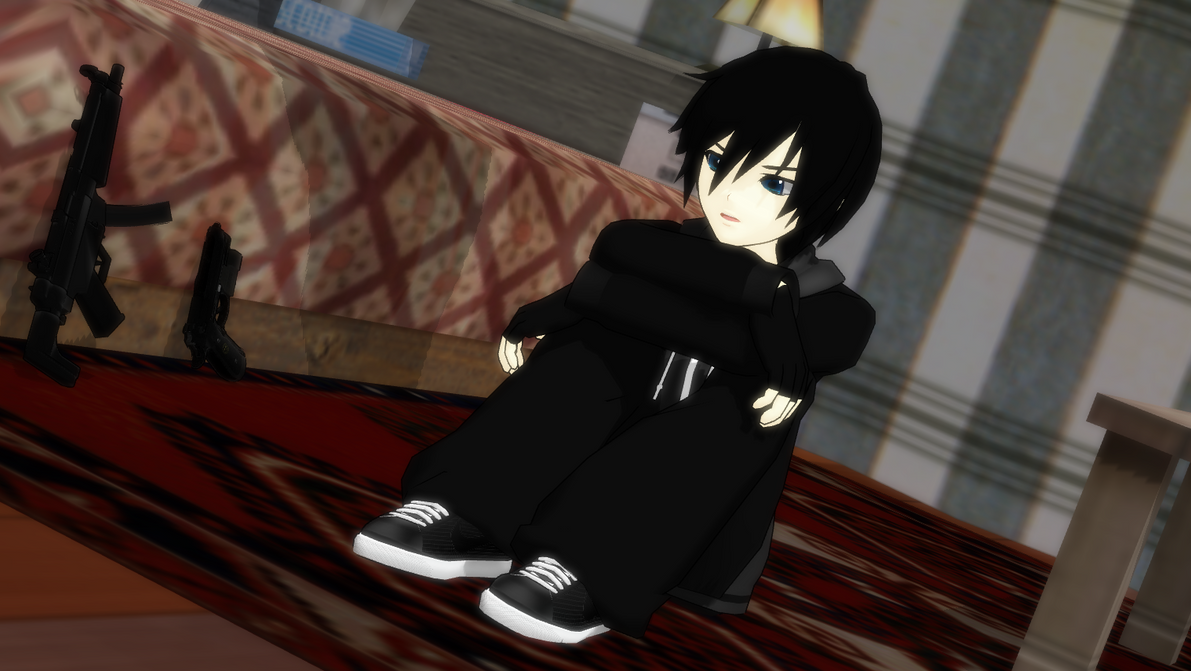 MMD Newcomer: His Son... by Rinic-the-Fox on DeviantArt