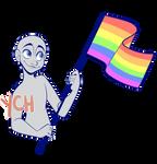 pride 2020 || CLOSED YCH