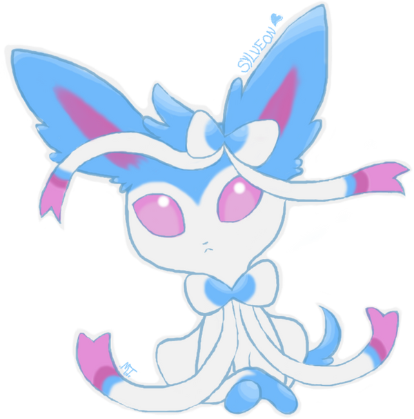 Sylveon Sticker by Shades by Shades302