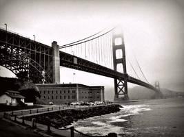 Golden Gate Bridge by Kylie-maree