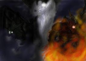 Worm -- The Endbringers by DerTodesbote