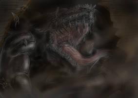 Worm -- Crawler by DerTodesbote