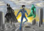 Worm -- Triumvirate