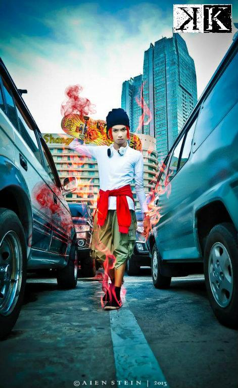 Yata Misaki From K-Project'12 by waynelhubxu