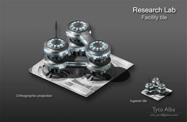 Research Lab by TytoAAlba