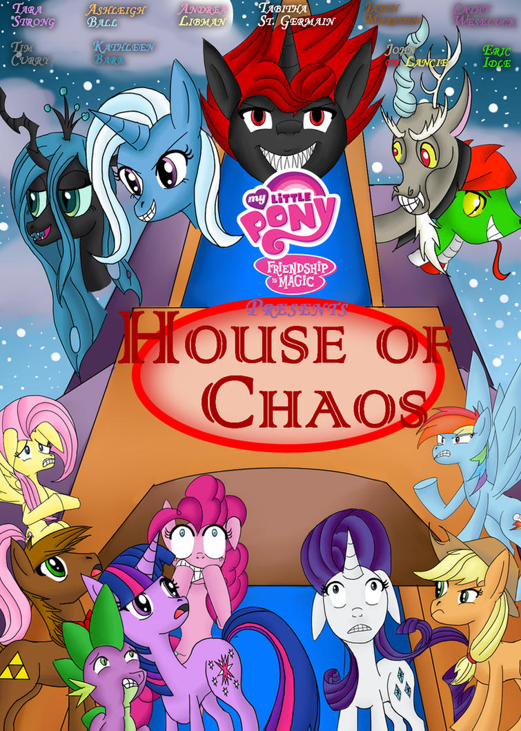 House of Chaos by nigel5469