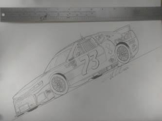 Nascar Gen 6 sketch