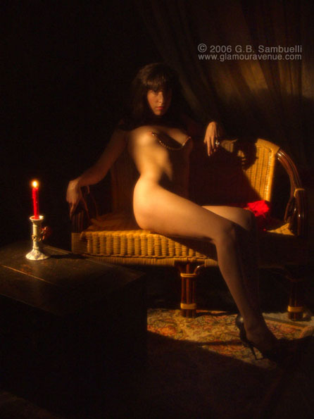 Elisabetta Hedonistic Parlour by GlamourAvenue