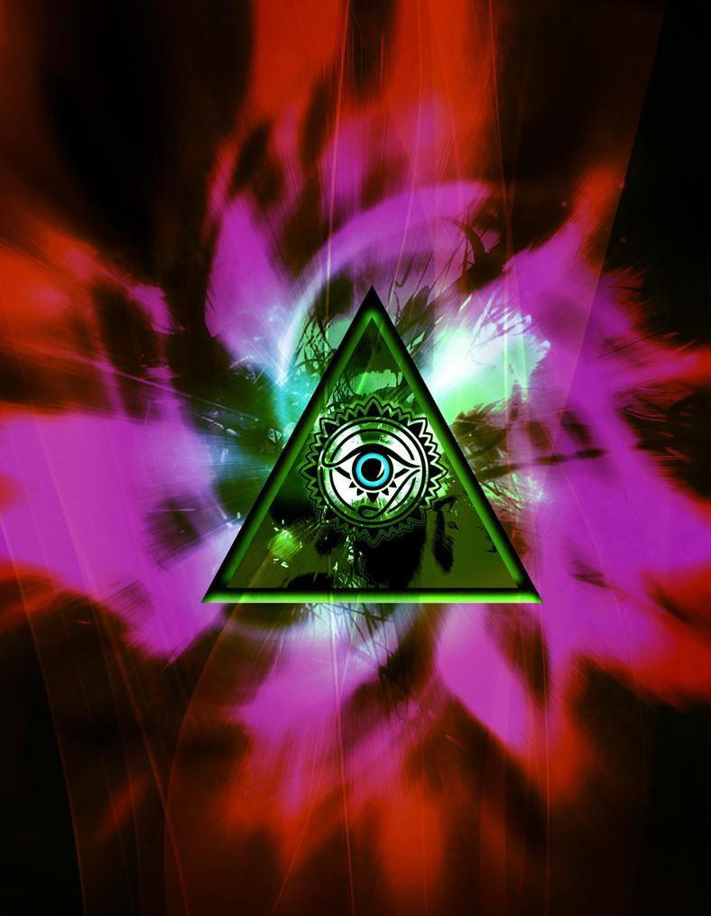 Illuminati Wallpaper By RedStopGaming