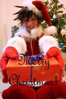 Sora - Merry Christmas by Firiless