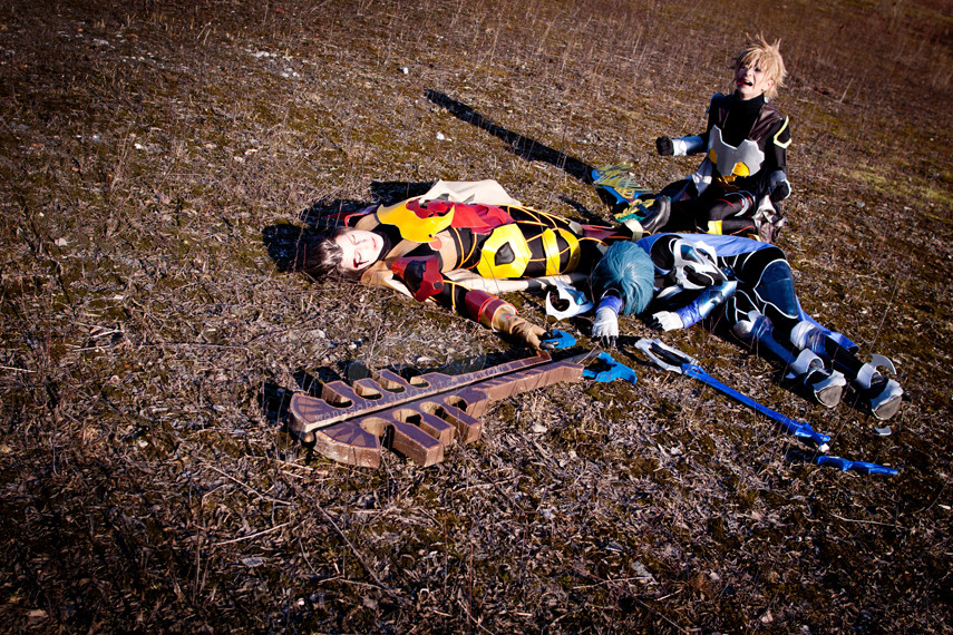 Kingdom Hearts - endless sorrow