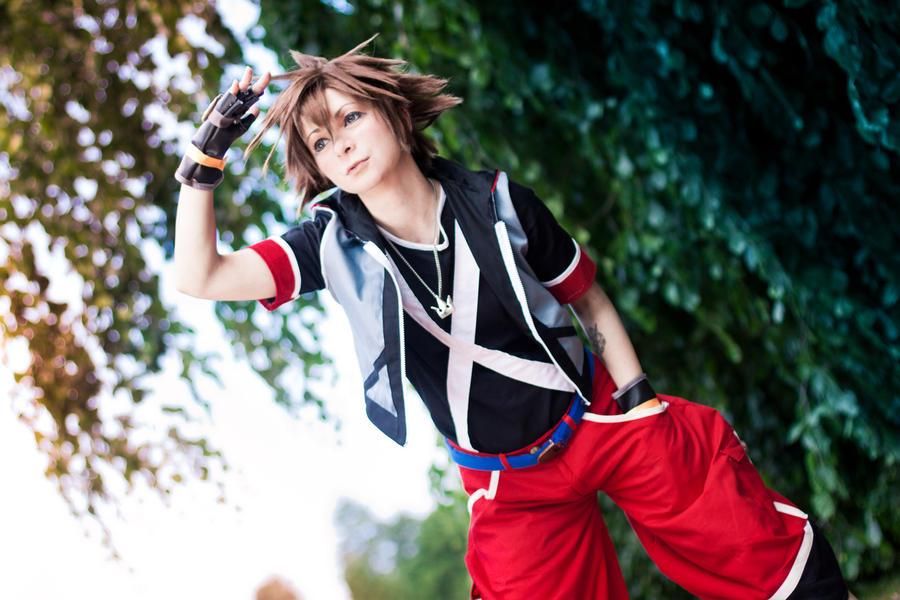 Kingdom Hearts - Riku where are you by Firiless