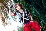 Kingdom Hearts - Riku where are you