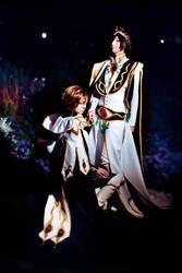 Code Geass - YES my Emperor by Firiless