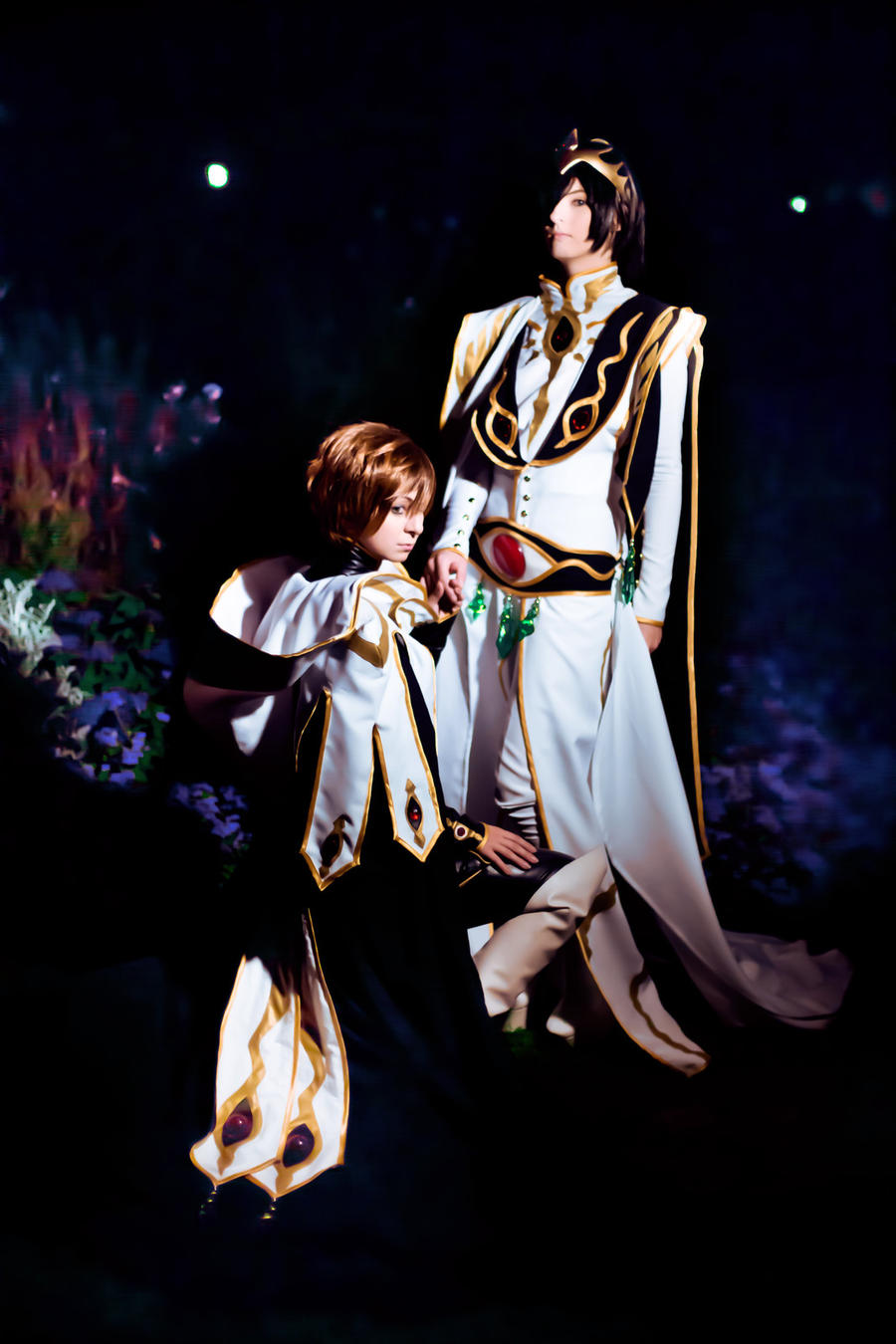 Code Geass - YES my Emperor by Firiless
