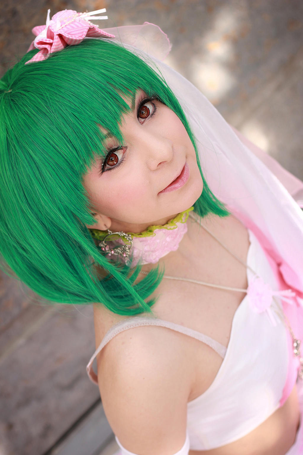 Ranka Lee - Doki Doki by Firiless