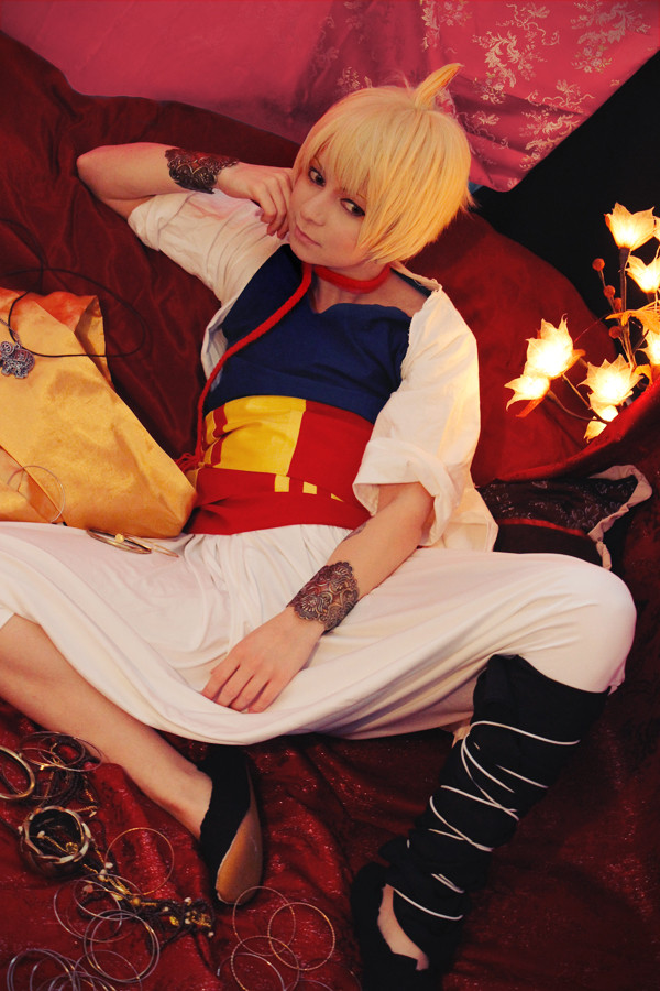 Magi - Alibaba by Firiless