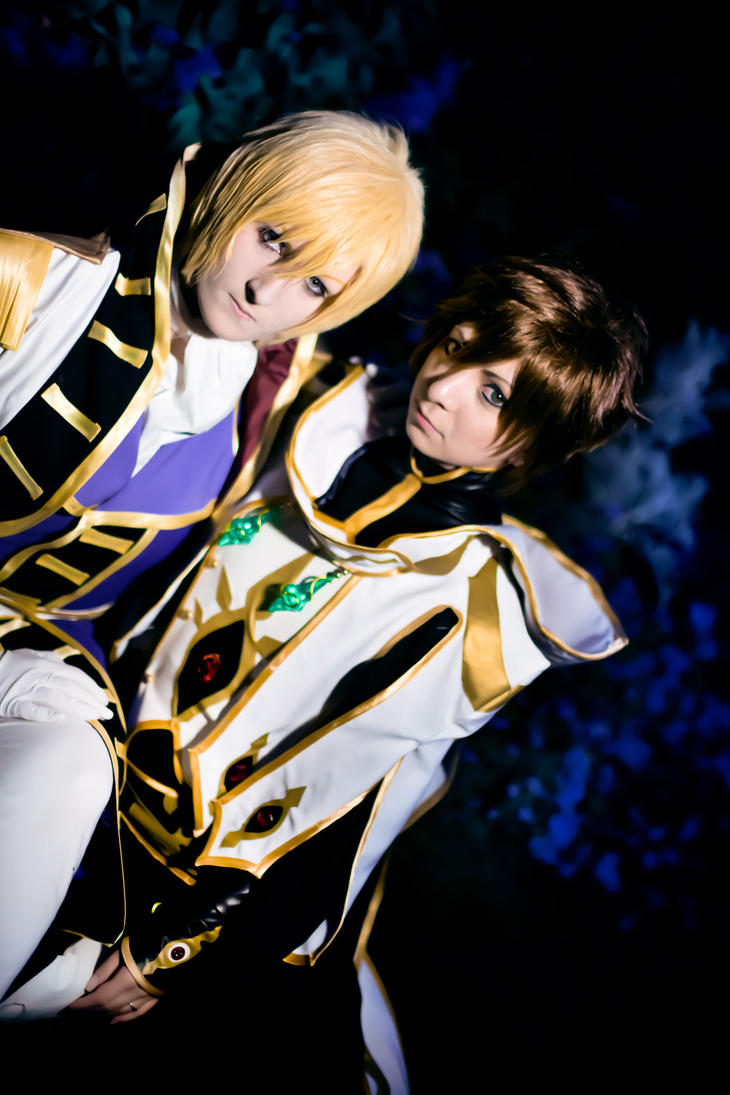 Code Geass - Royal business by Firiless