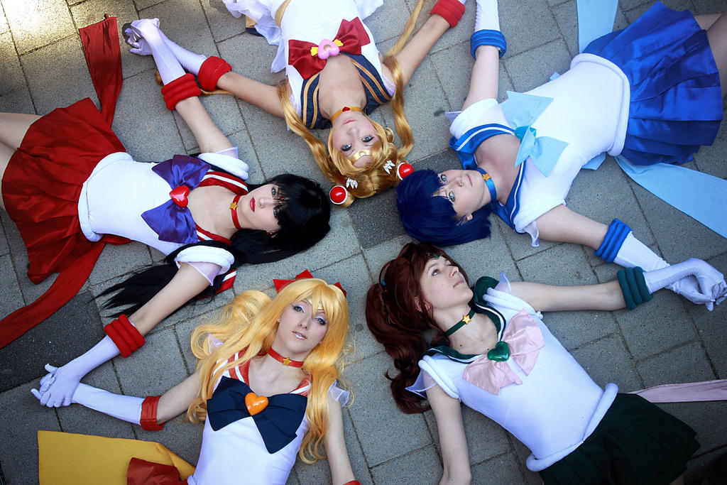 Sailor Moon - power of the moon by Firiless